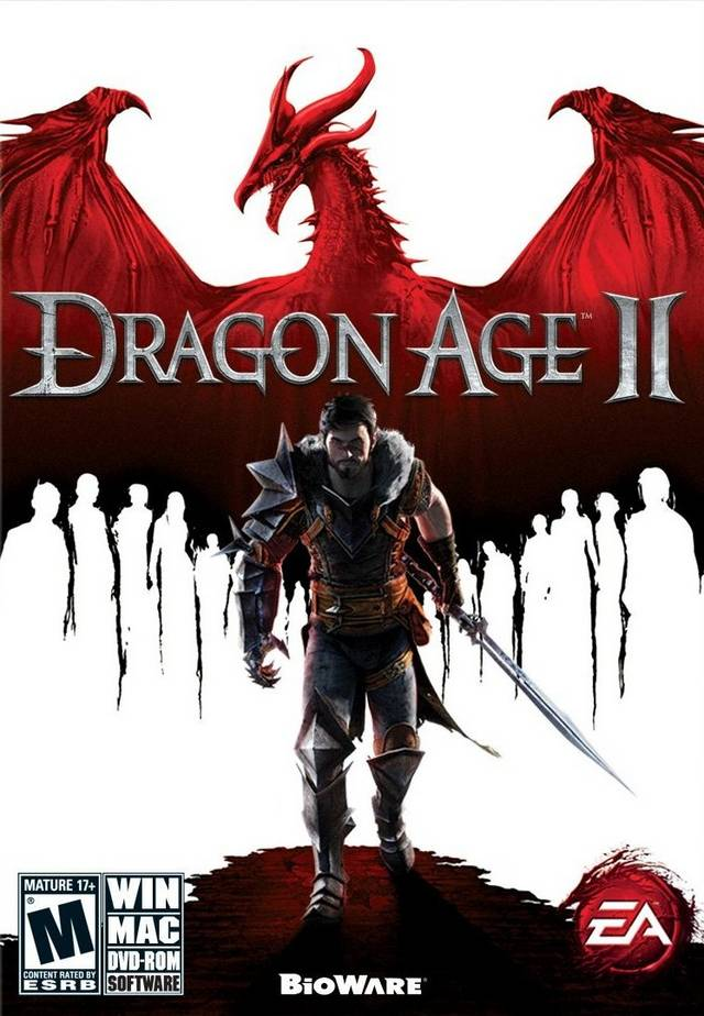 Dragon Age II Box Art